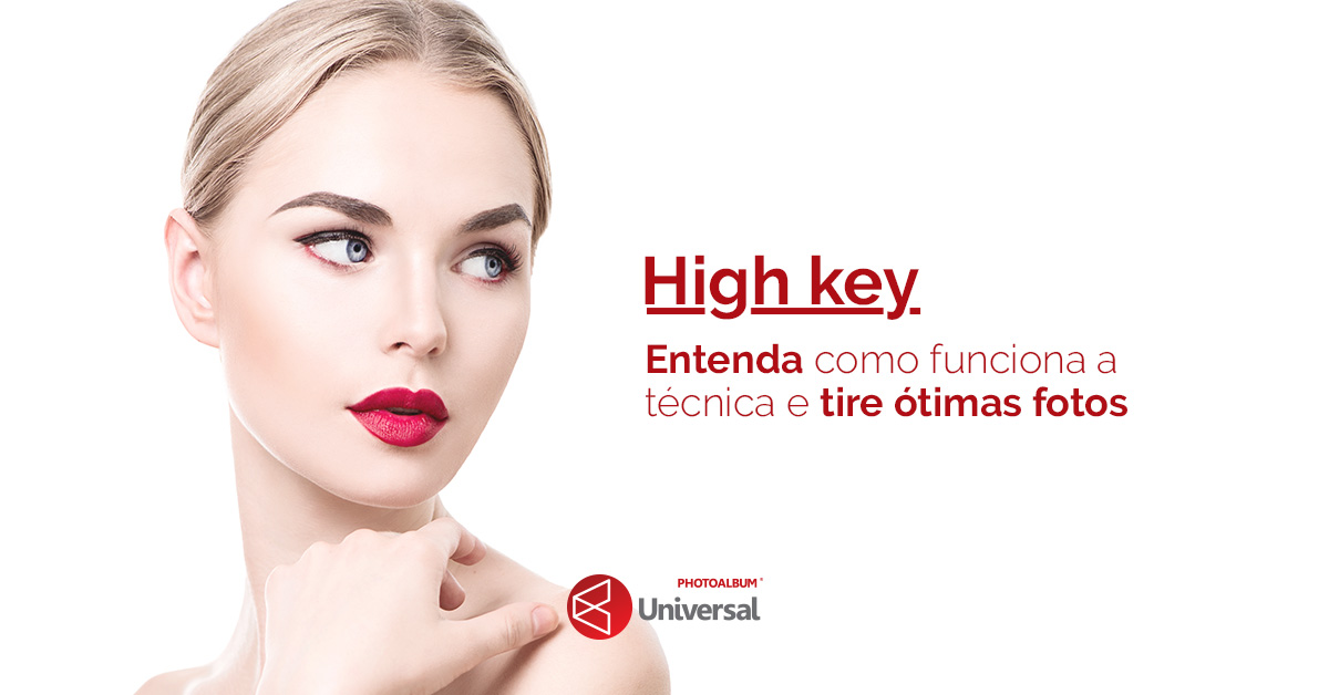 High key: entenda como funciona a técnica e tire fotos sensacionais